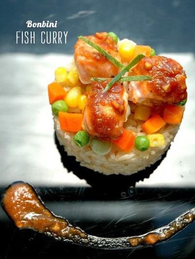 FoodieCrush magazine Bonbini Fish Curry