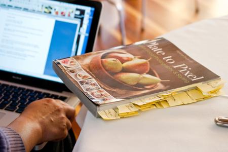 FoodieCrush Magazine Plate to Pixel Food Photo Workshop