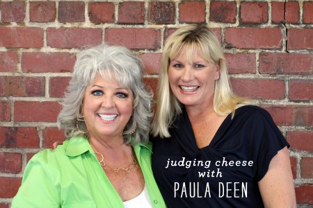 FoodieCrush Magazine Lori Lange Recipe Girl Paula Deen