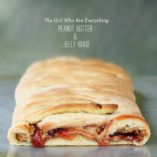 FoodieCrush Magazine The Girl Who Ate Everything Pizza Braid Bread
