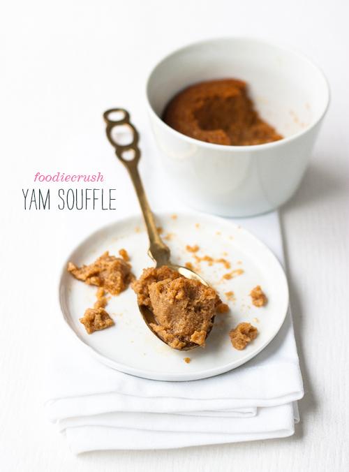 Yam Souffle | foodiecrush.com