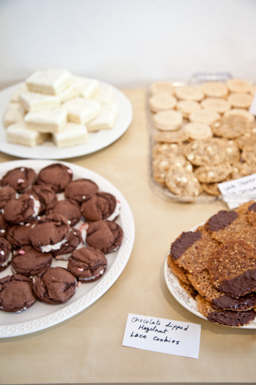 FoodieCrush Cookie Swap for Cookies for Kids Cancer