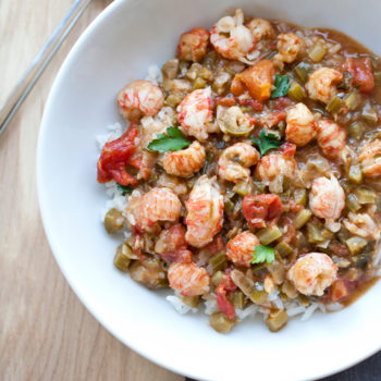 FoodieCrush Lobster Etouffee