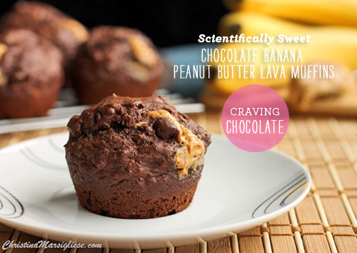Foodie Crush Scientifically Sweet Chocolate Lava Cupcake