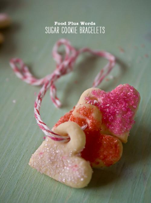 Foodie Crush Food Plus Words Sugar Cookie Bracelet