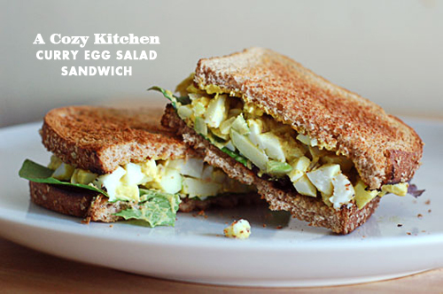 Foodie Crush A Cozy Kitchen Egg Salad