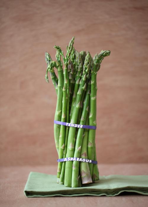 Foodie Crush Asparagus