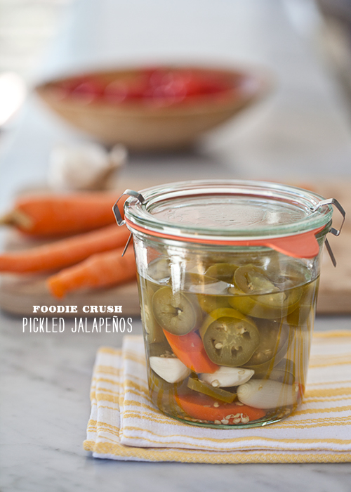 Foodie Crush Pickled Jalapeno