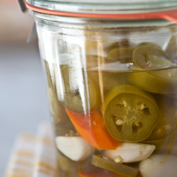 Foodie Crush Pickled Jalapenos