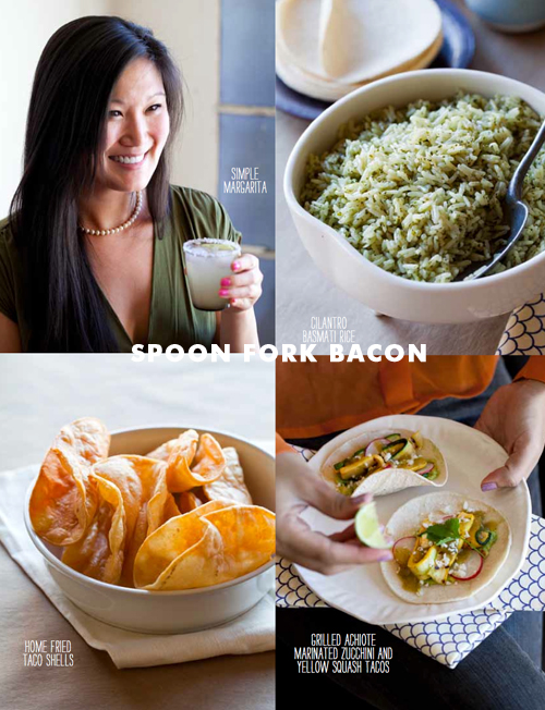 Foodie Crush Spoon Fork Bacon