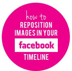 Reposition Images in Facebook Tutorial via foodiecrush.com
