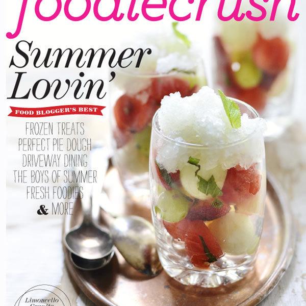 FoodieCrush Summer 2012 Issue