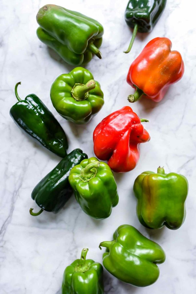 Bell Peppers | foodiecrush.com