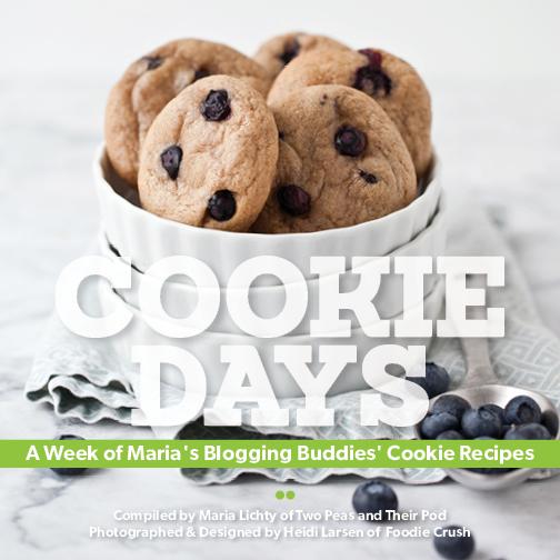 Cookie Days eCookbook