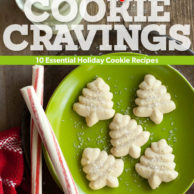 Holiday Cookie Cravings Cookbook