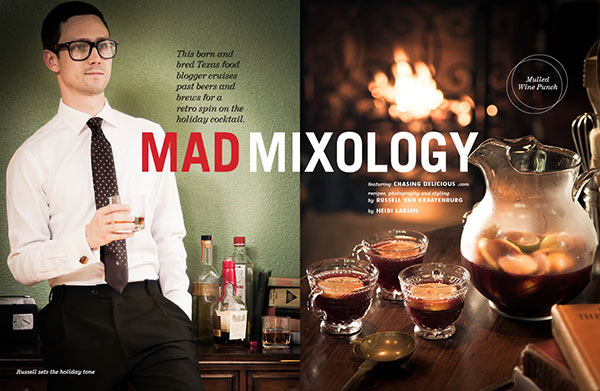 Chasing Delicious Mad Mixology || FoodieCrush magazine