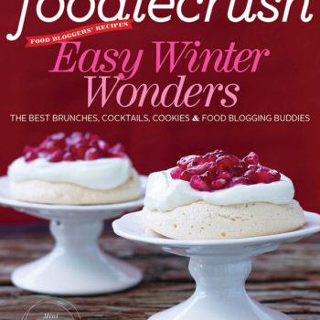 FoodieCrush Winter 2012 Issue