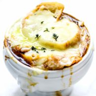 The Best French Onion Soup | foodiecrush.com #easy #rcipe #best #soup #onion #frenchonion