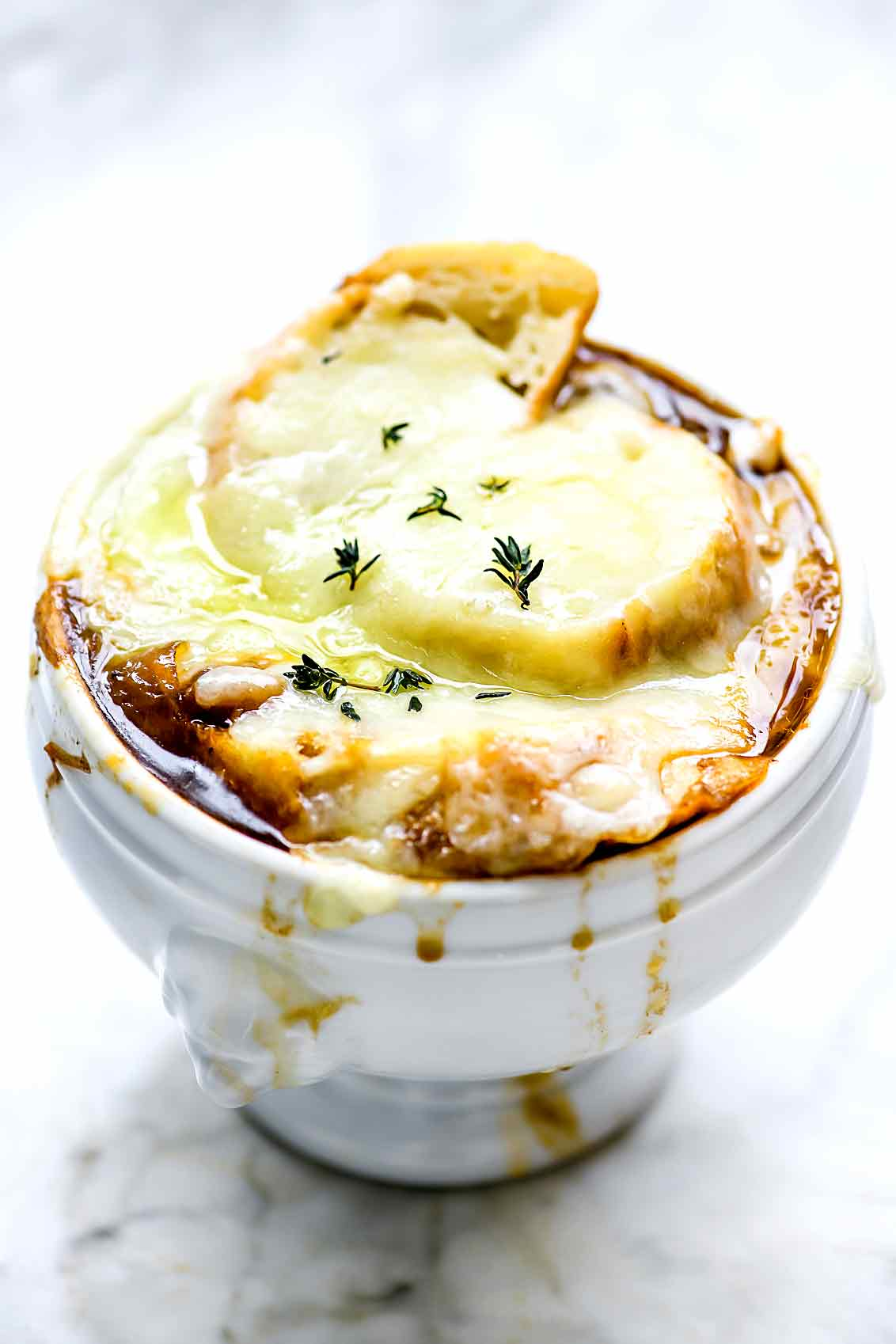 The Best French Onion Soup Recipe Foodiecrush Com