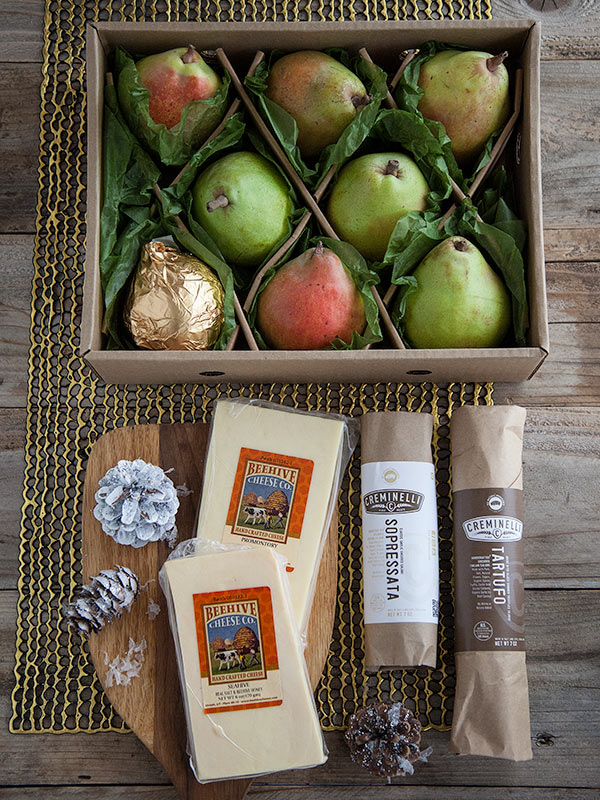 Harry & David Gourmet Gift Basket