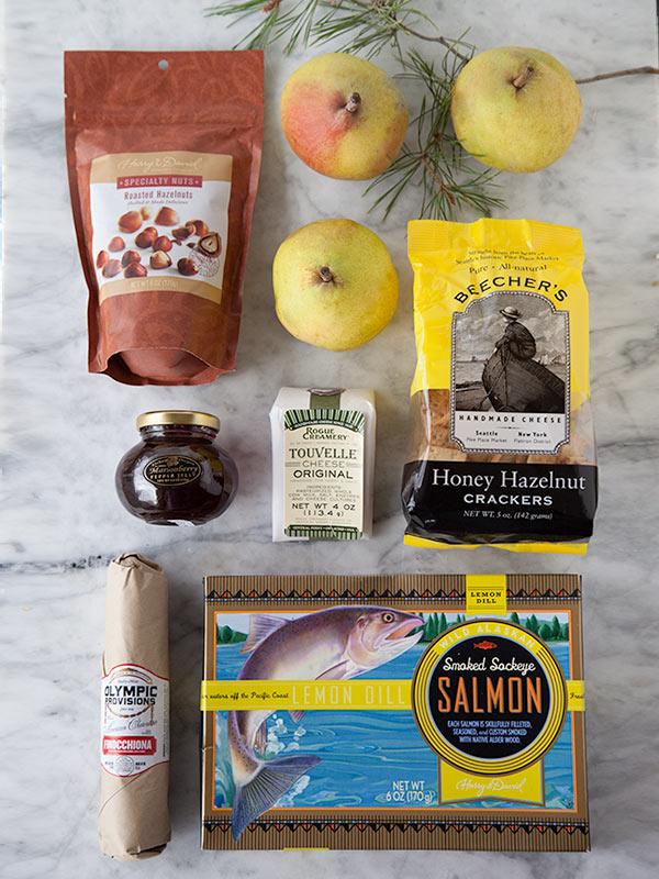 Harry & David Gift Basket Giveaway || FoodieCrush.com