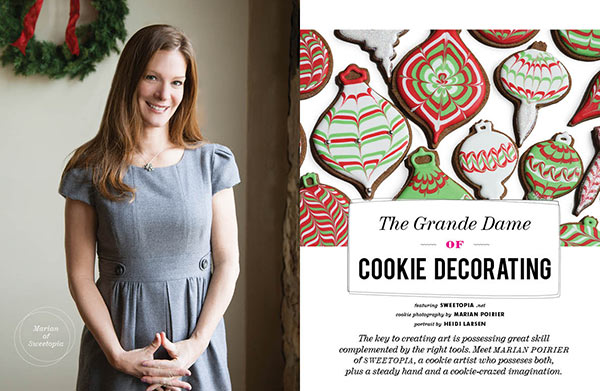 Sweetopia Cookie Decorating || FoodieCrush magazine