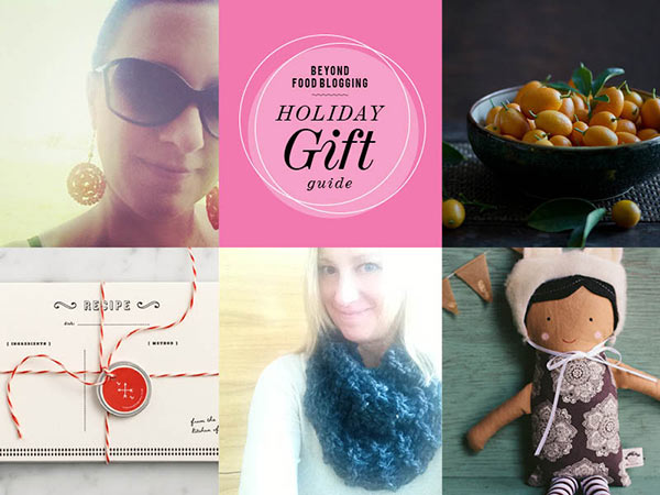 Food Blogger Gift Guide Giveaway