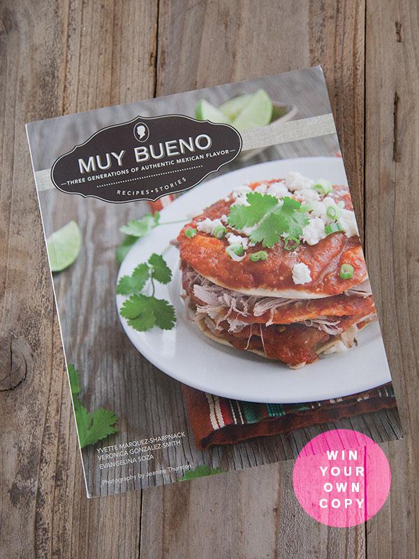 Muy Bueno Cookbook || foodiecrush.com