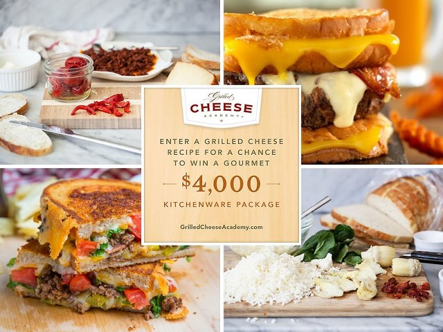 Grilled Cheese Academy Recipe Showdown