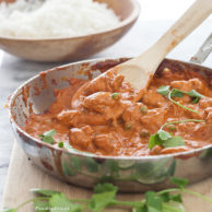 Indian Butter Chicken FoodieCrush.com