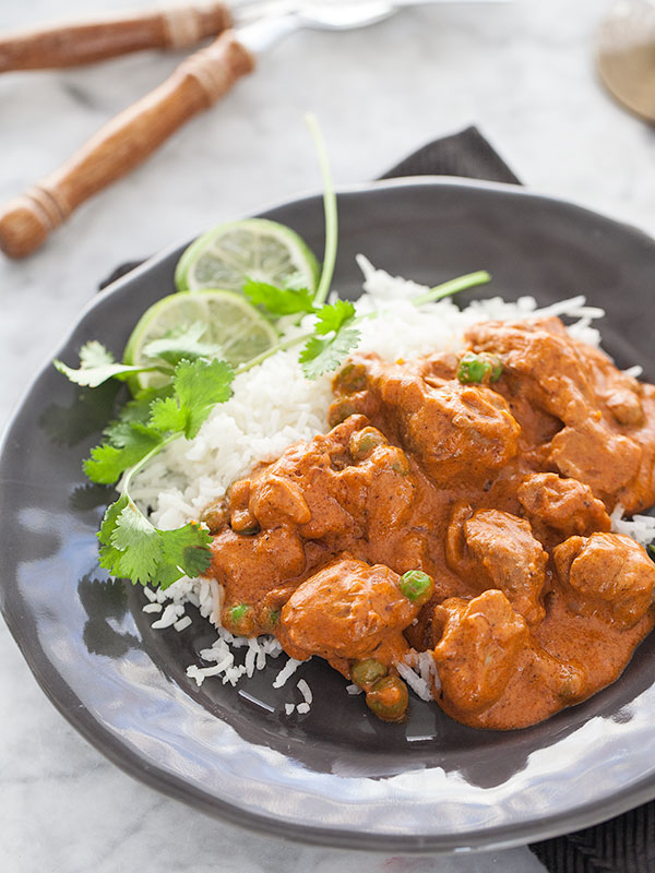 Easy Indian Butter Chicken Recipe Foodiecrush