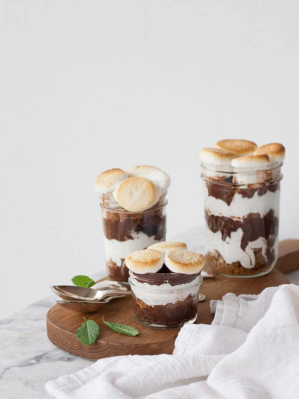 s mores in a jar and friday faves foodiecrush