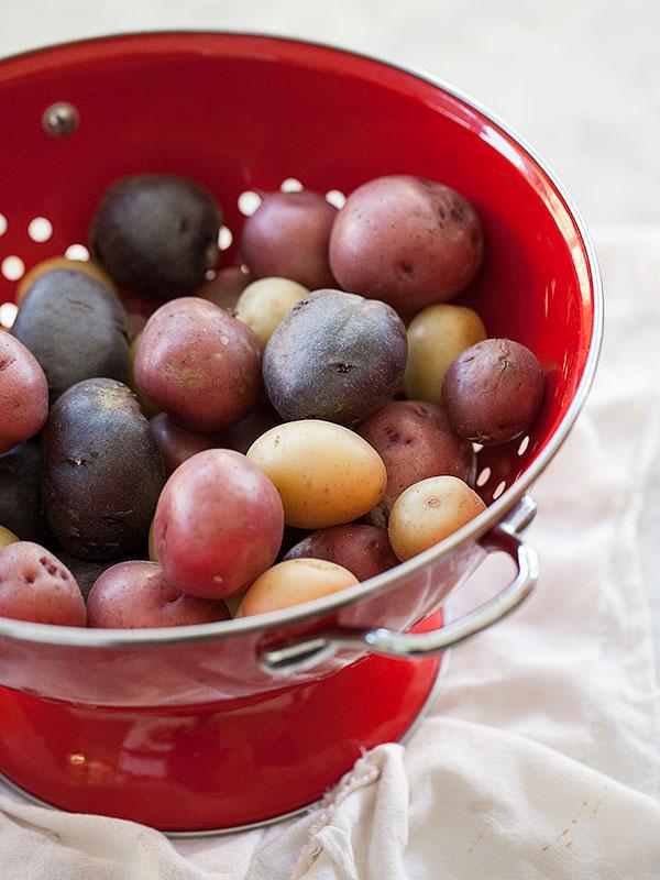 Stetson Potato Salad | foodiecrush.com