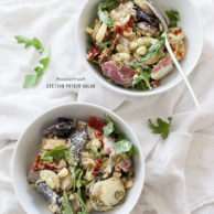 Stetson Potato Salad | foodiecrush.com