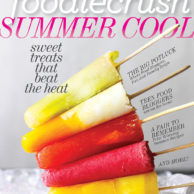 FoodieCrush Cover Summer 2013