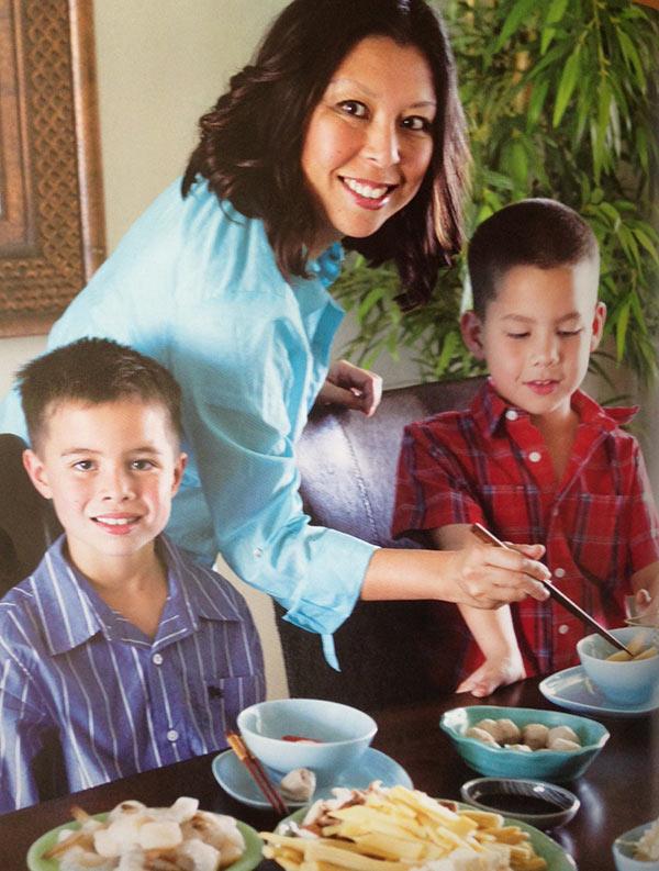 Thai Chicken Larb Lettuce Wraps | foodiecrush.com