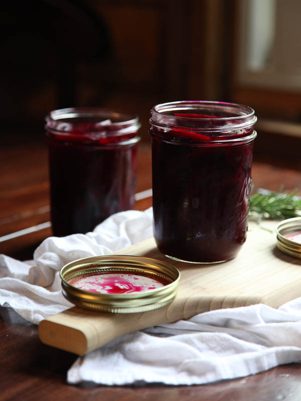 Pickled Beets | FoodieCrush.com