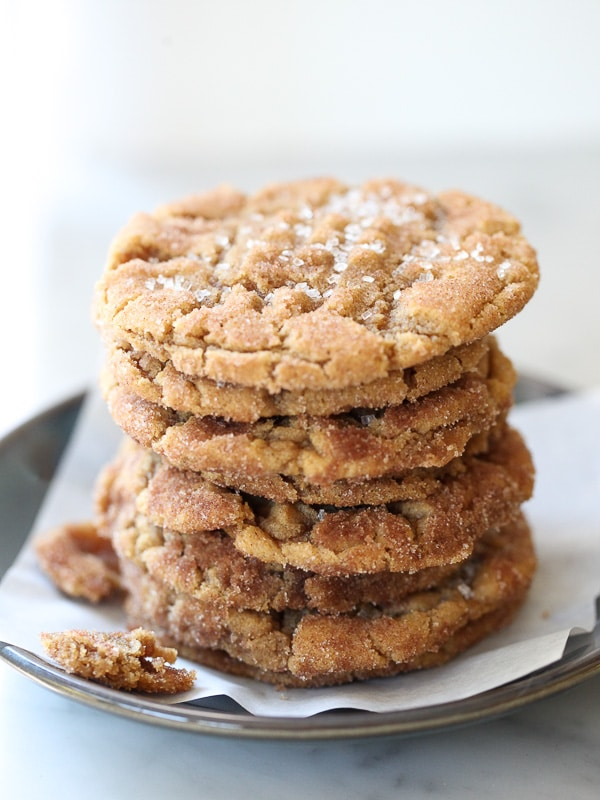 d2a85f6983 Flourless Peanut Butter Cookies are gluten-free and delicious