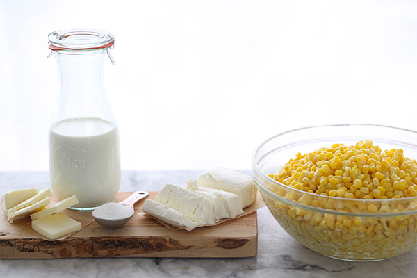 crock pot creamed corn recipe ingredients