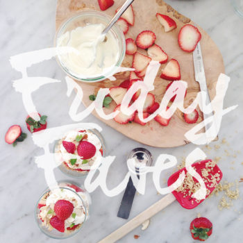 Friday Faves and Blogger Meet-ups FoodieCrush.com