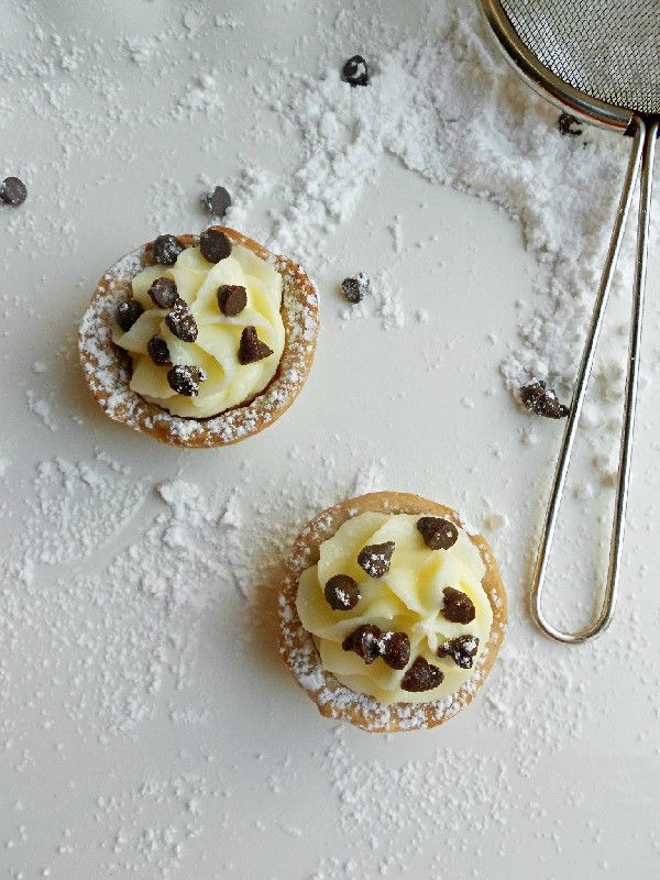 Cannoli Bites II Culinary Couture