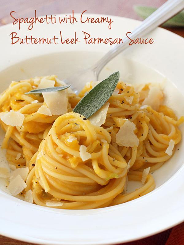 spaghetti-with-creamy-butternut-leek-parmesan-sauce