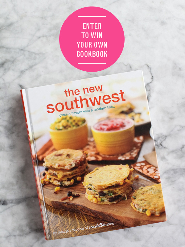 Scarletta Bakes The New Southwest Cookbook