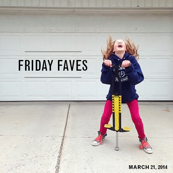 Friday Faves 03-31-2014 foodiecrush.com
