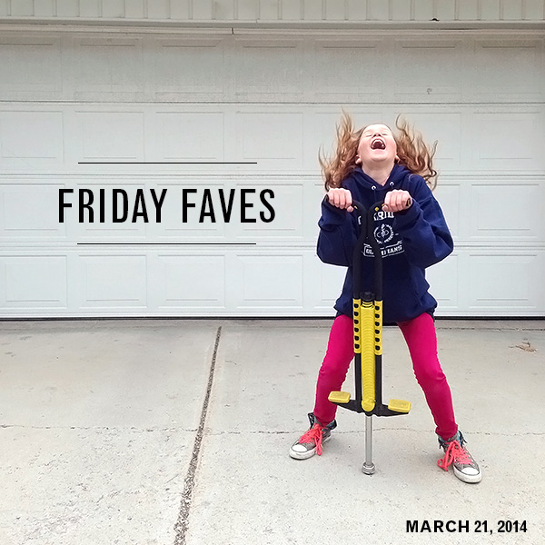 Friday Faves 03-31-2014 foodiecrush.com