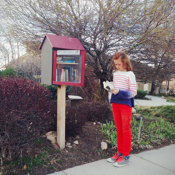 Little Free Library Salt Lake City, UT