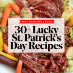 30+ Lucky St. Patrick's Day Recipes foodiecrush.com