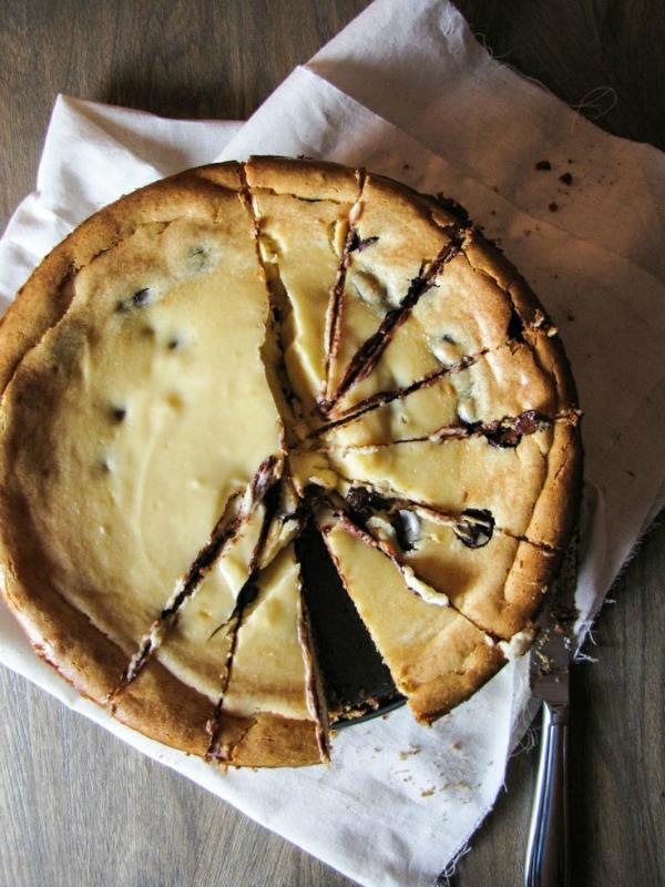 Baileys Cheesecake II Katie at the Kitchen Door