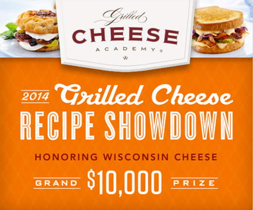 Grilled Cheese Recipe Showdown