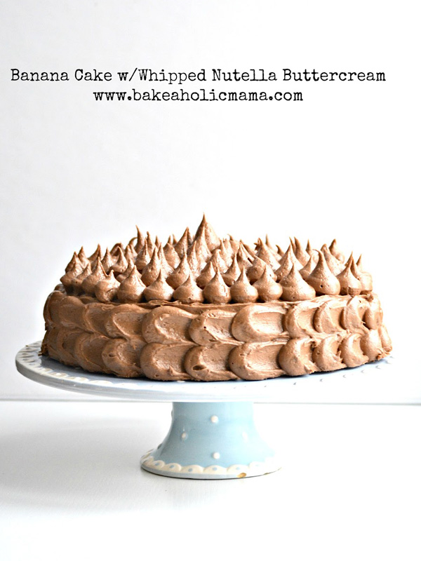 nutella-banana-cake